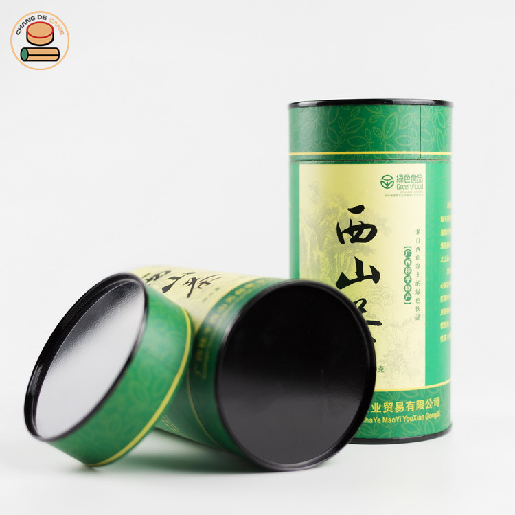 Do you know the advantages of tea paper can packaging?
