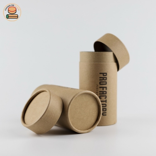 Chinese manufacturers supplied by packaging Towels paper gift tube