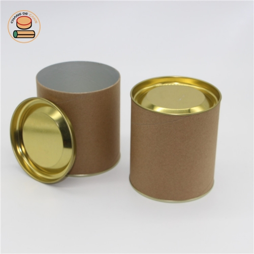 General purpose kraft paper tube packaging clothes, towels, T-Shirts, socks