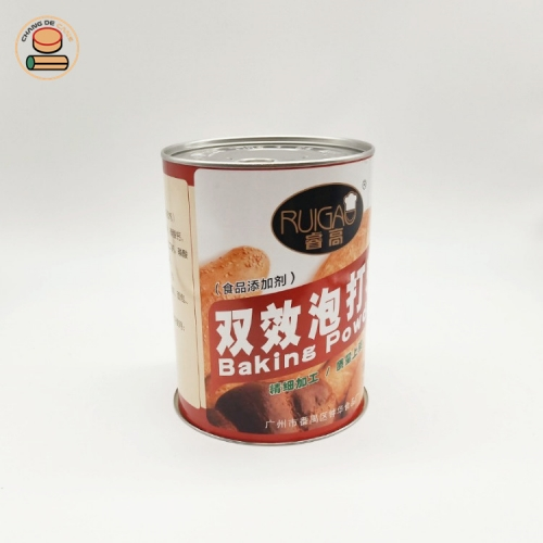 high grade custom airtight food paper tube jar packaging for dries fruit and vegetable beef pork fish packaging