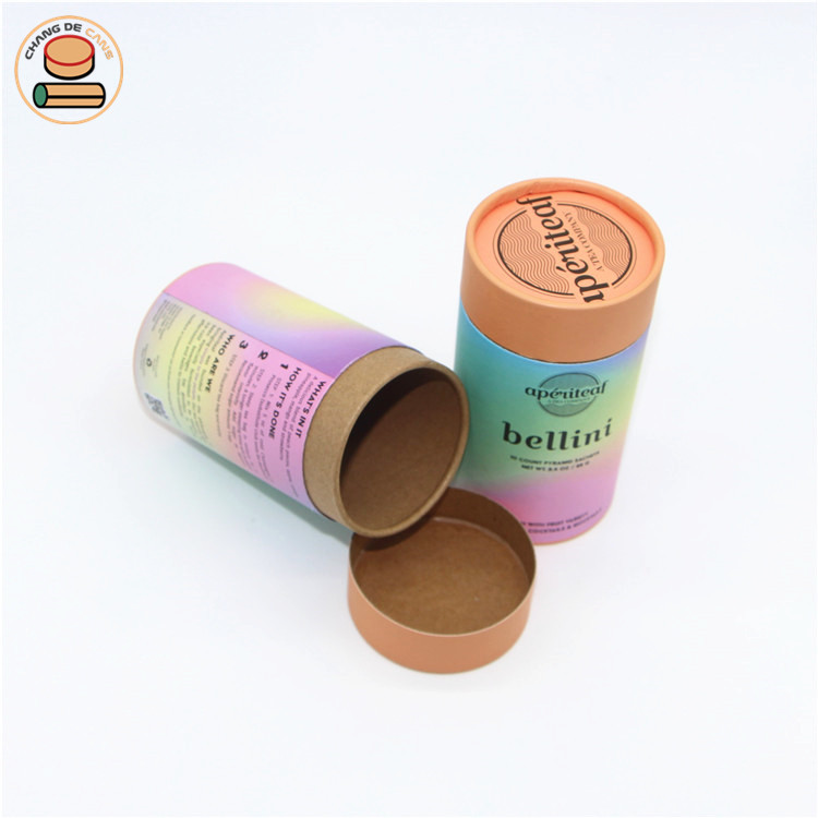 What products can cylinder packaging be used for?