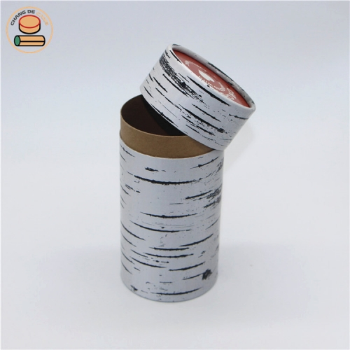 cardboard tube packaging kraft paper tube packaging for tea