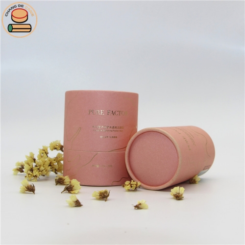 cardboard cylinders Eco friendly with packing custom round kraft paper tube