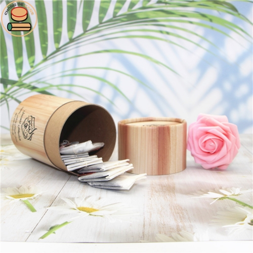 T-shirt gift sock short belt underwear paints and brushes cardboard round paper tube packaging